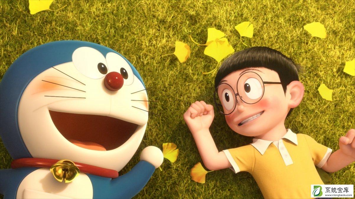 《哆啦A梦:伴我同行》剧照4k壁纸